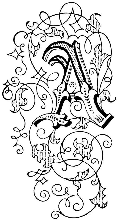 Letter Art :: Image 2