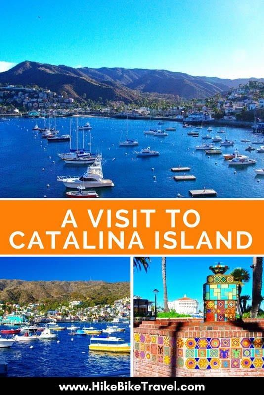 A Day Trip To Catalina Island A World Away From La Catalina
