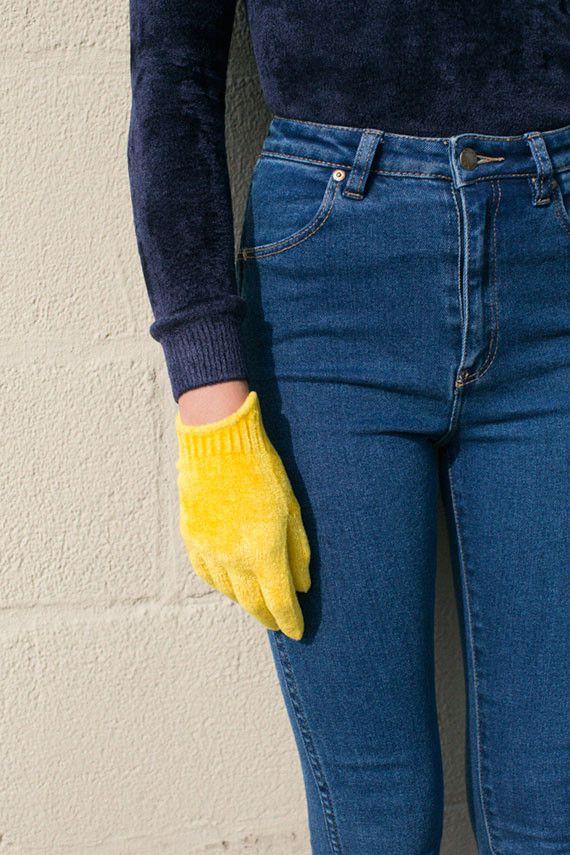 Creatures of Comfort - Yellow Glove | BONA DRAG