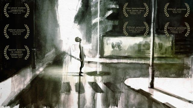 A desperate attempt to return to the innocence found in creation, to a place that does not judge and does not ask any questions. A journey of an artist, growing up and maturing, through the viewing of old video tapes.  https://www.facebook.com/jacktml  Director: Shahaf Ram Script: Shahaf Ram Animation: shahaf ram special effects Animation: shahaf ram and gal ram compositing: shahaf ram original music and foley- Tomer Baruch Editor: Shahaf Ram, Yifat Rosenblat   Bezalel Academy o...