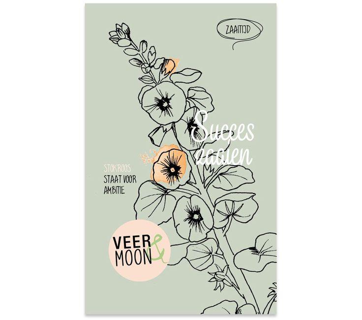 Bloemzaadjes van Veer&Moon - Succes zaaien. www.Millows.nl