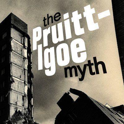 Pruitt-Igoe housing project, St Louis MO (1954-56, demolished 1972) | Architect : Minoru Yamasaki