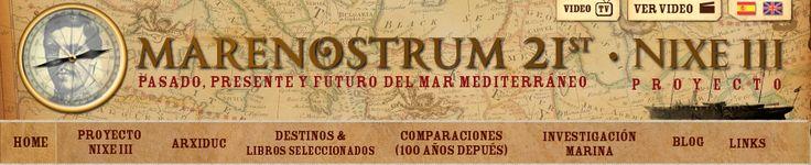Arxiduc XXI, Proyecto Nixe III. Portal amb informació sobre el personatge i amb part de la seva obra traduïda.