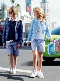 Fay sito ufficiale. Scopri la  collezione di abbigliamento junior Primavera - Estate 2014. Visita l'online store.