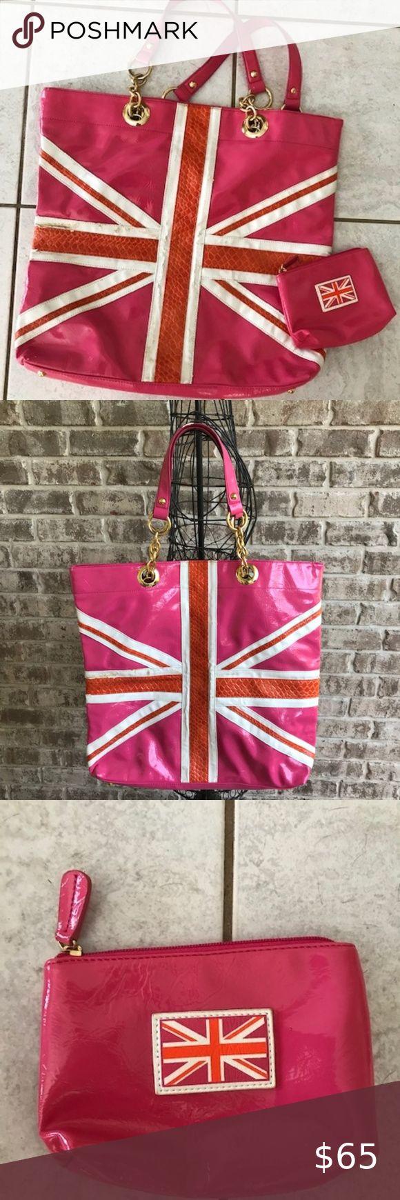 Twiggy London Handbag + Cosmetic Bag Vintage in 2020