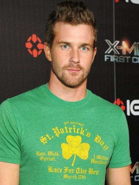 """Josh Kelly at blu ray release of """"X-men First Class"""""""