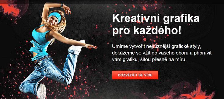 Kreativní grafika pro každého! Umíme vytvořit nejrůznější grafické styly, dokážeme se vžít do vašeho oboru a připravit vám grafiku, šitou přesně na míru. http://ondesign.cz/grafika