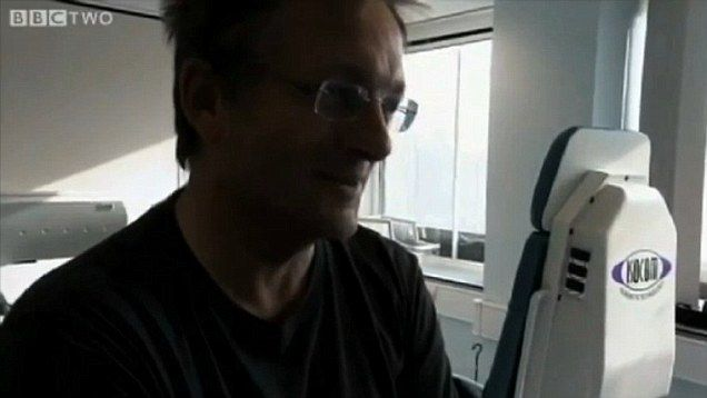BBC's Dr Michael Mosley says 'fast exercise' is even more powerful than experts thought | Mail Online
