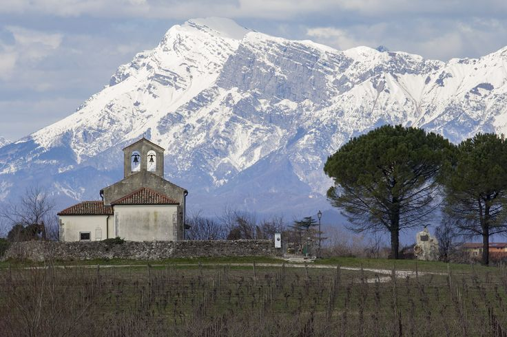 Chiesa di San Mauro, Rive D'arcano, UD