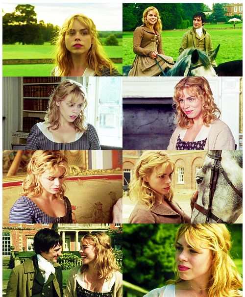 Mansfield Park. I saw that Billie Piper was in the movie and put it on my list. Loved it so much! Can't wait to read the book
