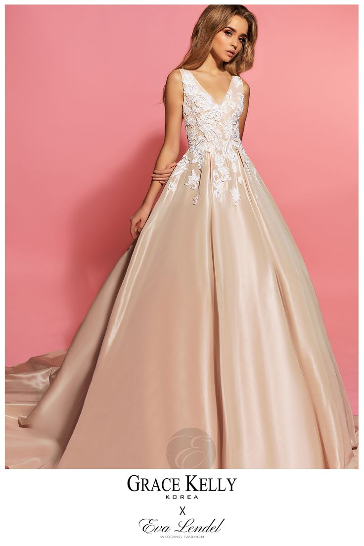 Excepcional Vestido Novia Grace Kelly Imagen - Colección del Vestido ...