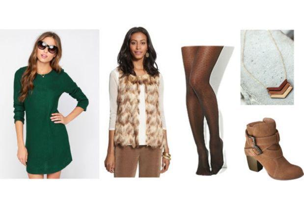 brown cardigan instead Book-Inspired Fashion: Little Women - College Fashion