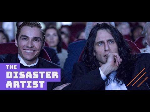 """Disaster Artist (2017) Historia spotkania i wczesnej przyjaźni Tommy'ego Wiseau oraz Grega Sestero - aktorów kultowego """"The Room"""", który został okrzyknięty najgorszym filmem świata."""