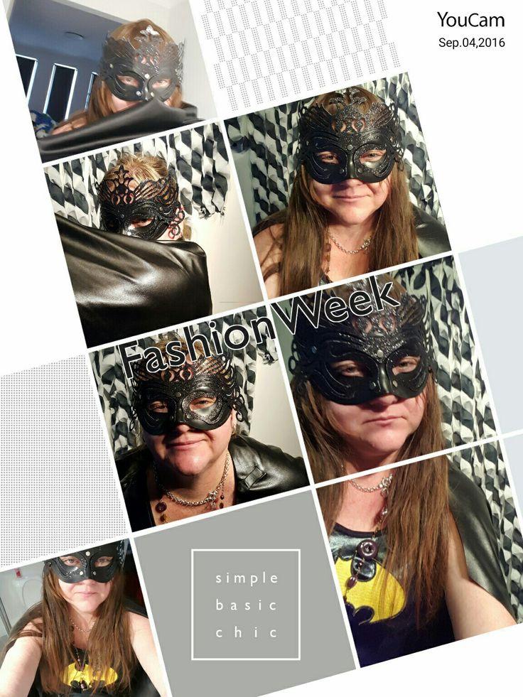 Flagstone state school spring fete i will wear Bat Girl....
