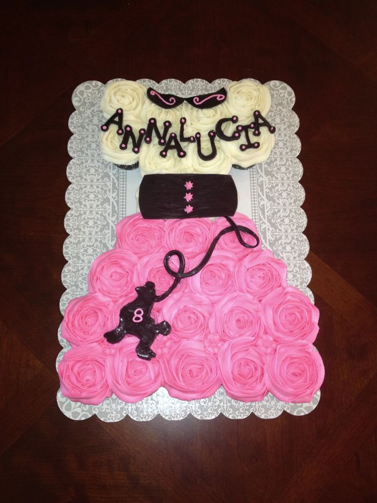 984 Best Images About Cupcake Cake On Pinterest Pull