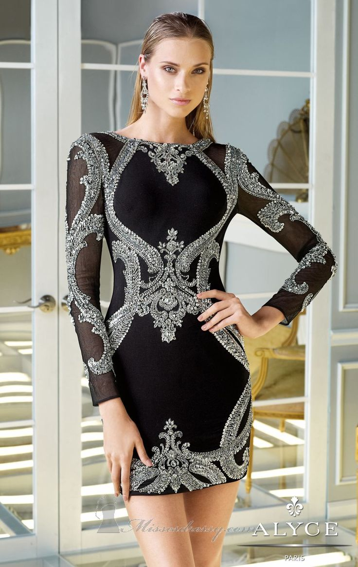 25 best Dresses Alyce Paris designer :) images on Pinterest | Cute ...