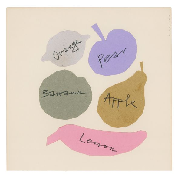 Fruit Artistic License | Alan Fletcher