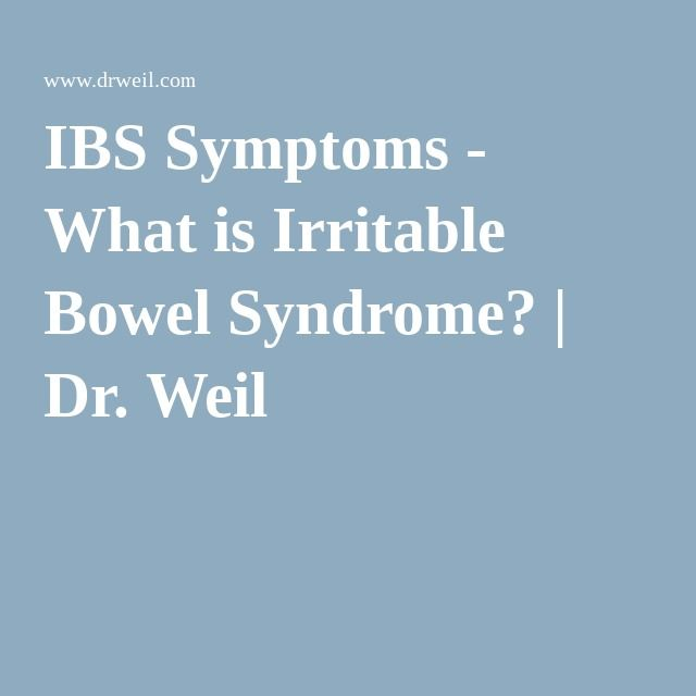 Psychosomatic disorder and irritable bowel syndrome