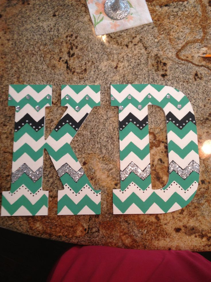 161 best Sorority decorated letters images on Pinterest