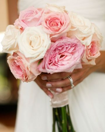 Bouquets | Martha Stewart Weddings