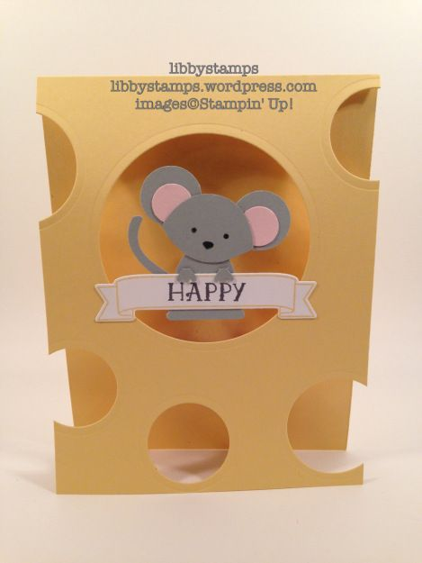libbystamps, stampin up, Large Numbers Framelits, Number of Years, Fox Builder Punch, Owl Builder Punch, NAC175, Layering Circles Framelits,