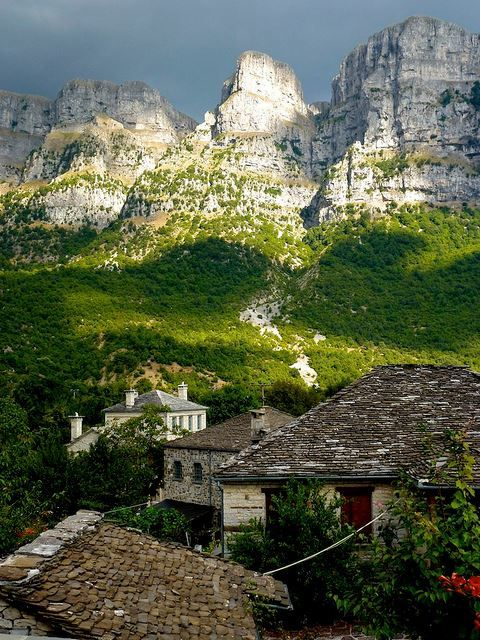 Papigo, Epirus #Greece