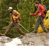 trekking poles - the basics