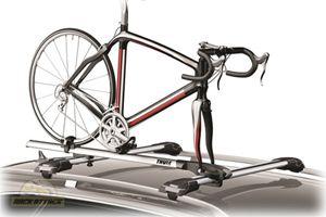 Thule 527 Paceline Fork Mount Carrier - Thule Roof Mount Bike Racks