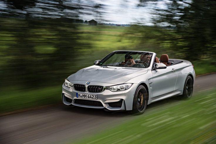 """BMW M4 Cabrio DKG: """"Apriti, cielo""""  Motore 6 cilindri 3 litri TwinPower Turbo da 431 CV, 0-100 km/h in 4""""4/10 (con cambio opzionale M DKG doppia frizione) e trazione posteriore rappresentano alcuni dati principali della BMW M4 Cabrio. Vettura che, rispetto alle M4 Coupé ed M3 berlina, ha un peso più elevato a causa sia dei rin..."""