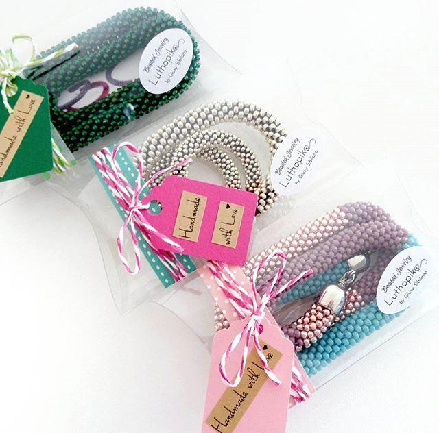 WEBSTA:  #luthopika #beadedjewelry #gioielliartigianali #colors