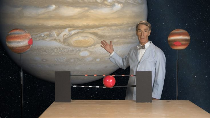 Bill Nye and Jupiter's Super Storm (Presented by NASA's Mission Juno)
