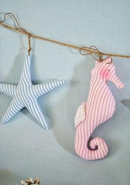 caballitos y estrellas de mar