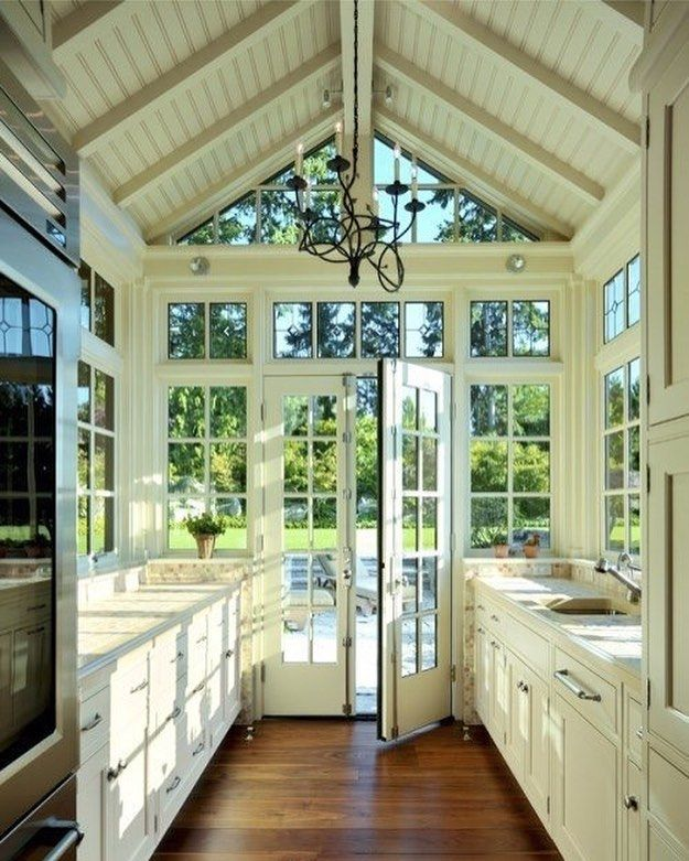 Galley Kitchen With French Doors: 3321 Best Kitchens, Pantries, Butler's Pantry Images On