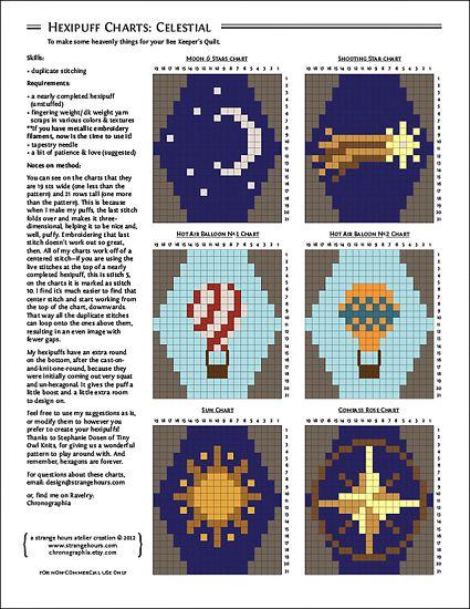 chronographia   Downloadable Hexagon Goodness