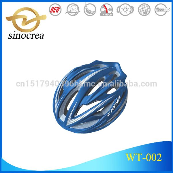 2017 new style EPS bicycle helmet from China factory/high quality helmet for sale