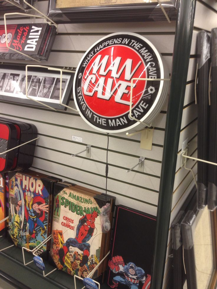 Man Cave Signs At Hobby Lobby : Hobby lobby man cave signs pixshark images