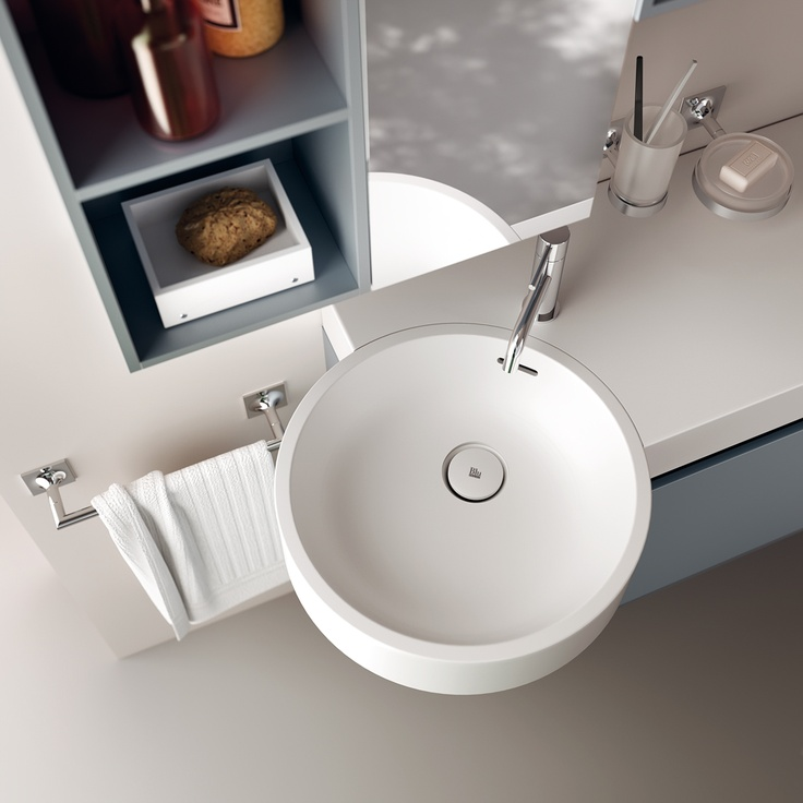 #Washbasin | #Design | #Scavolini |