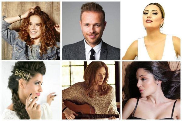 POLL: Who is your favourite Eurovision 2016 act so far? (2 February)