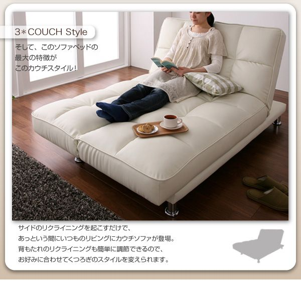 Sofa for the media room