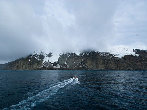 Bouvet Island, Norway According to Condenest Traveler the most remote island in the world.