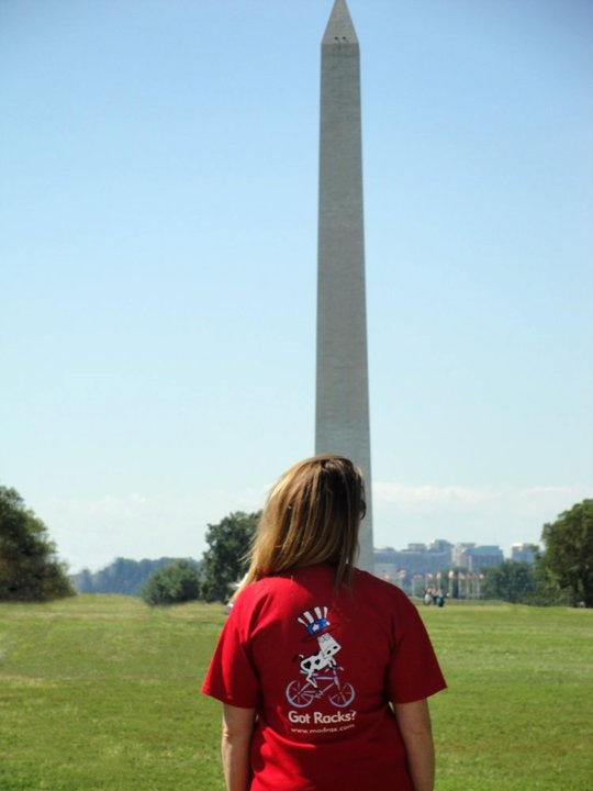 Our Got Racks T-shirt for ASLA 2010 in DC.