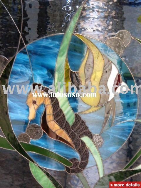 1000 images about stained glass ocean on pinterest for Mexican arts and crafts for sale