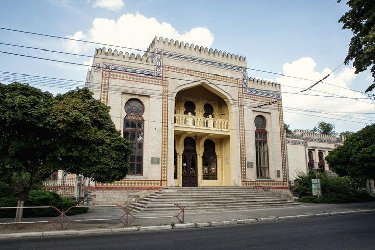 Arhitectură islamică la Chișinău