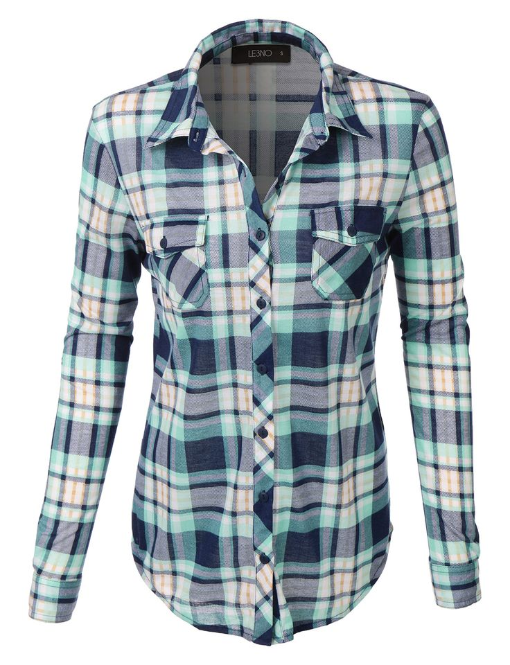 Best 25 Plaid Shirts For Women Ideas On Pinterest