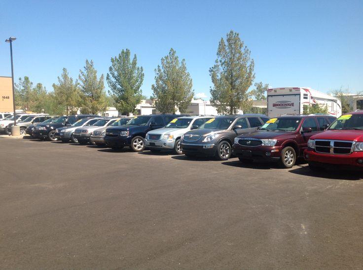 Arizona Used Cars 1648 E Main Street, Mesa, AZ 852039043
