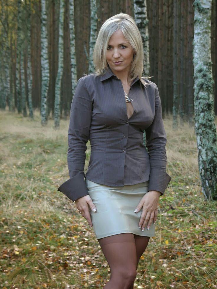 Ala Nylon From Poland Sexy Polish Milf In Bedroom | My