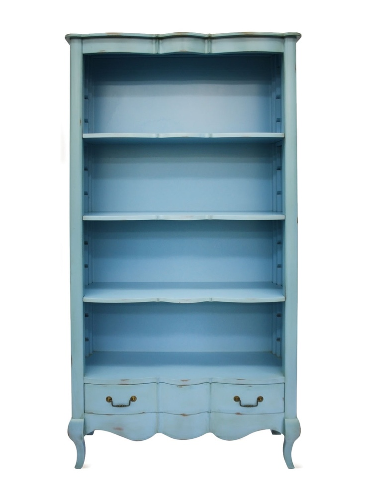 French Country Book Shelf