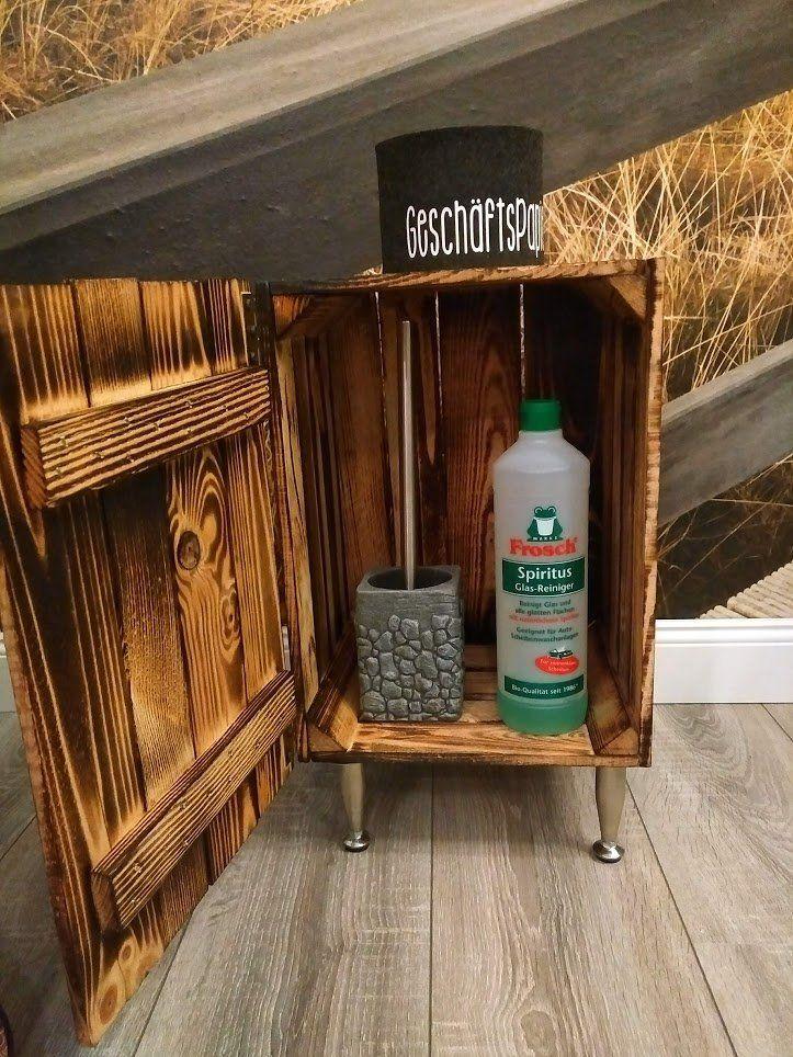 Badezimmerschrankklopapierbadschrankregal Aus Etsy Badschrank Holzkiste Mit Deckel Holzkisten