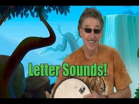 Phonics Song | Animal Alphabet Song | Letter Sounds | Alphabet Song | Jack Hartmann - YouTube