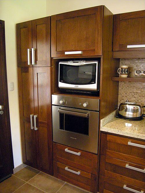 Amoblamiento de cocina a medida | muebles cocina en 2019 | Pinterest ...